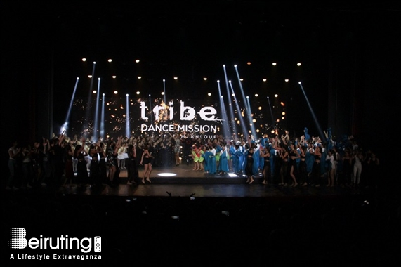 Casino du Liban Jounieh Nightlife Tribe Dance Mission-Crossroad Part3 Lebanon