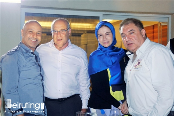Activities Beirut Suburb Social Event Dinner at Dr. Paul Morcos's house  Lebanon
