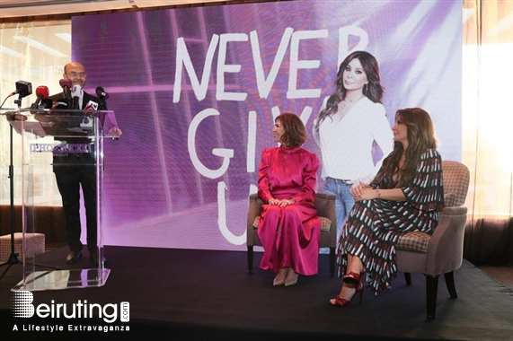 Phoenicia Hotel Beirut Beirut-Downtown Social Event Launching of Elissa-Never Give Up Jewellery Collection Lebanon