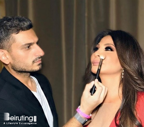 Around the World Concert Elissa's concert at Olympia Paris Lebanon