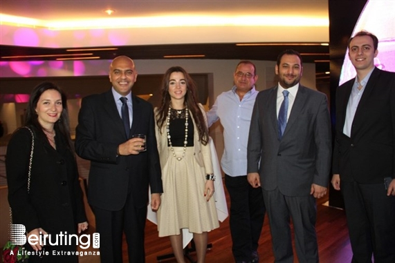 Le Yacht Club  Beirut-Downtown Social Event Launching of Evyap personal care range in Lebanon Lebanon