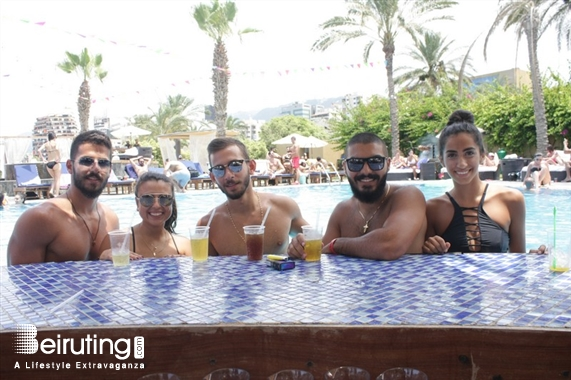 Koa Beach Resort Jounieh Beach Party NYC SUNDAZE at Koa Lebanon