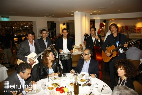 La Petite Maison Beirut-Downtown Nightlife The Gypsy Queens at La Petite Maison Lebanon