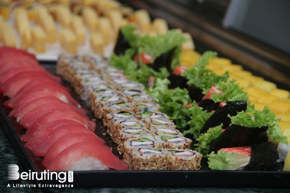 Titanic Restaurant Bar-Le Royal Dbayeh Nightlife Open Sushi Night at Titanic Restaurant Bar Lebanon