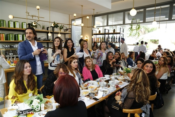 La Petite Table Dbayeh Social Event Lycee Montaigne Mother's Day Brunch Lebanon