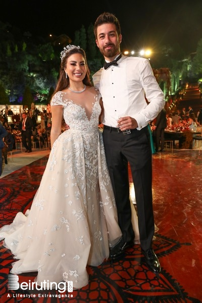 Les Talus Beirut Suburb Wedding Wedding of Georges and Michelle Lebanon