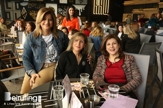 RAW Café Dbayeh Social Event Lycee Charlemagne Mother's Day Brunch Lebanon