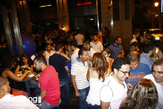 Newport Nautical Bar Beirut-Downtown Social Event Welcome Aboard Newport The Opening Lebanon
