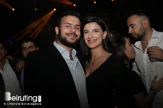 O1NE Beirut Beirut-Downtown Nightlife Adham Nabulsi at the O1NE with Discovery Club Lebanon