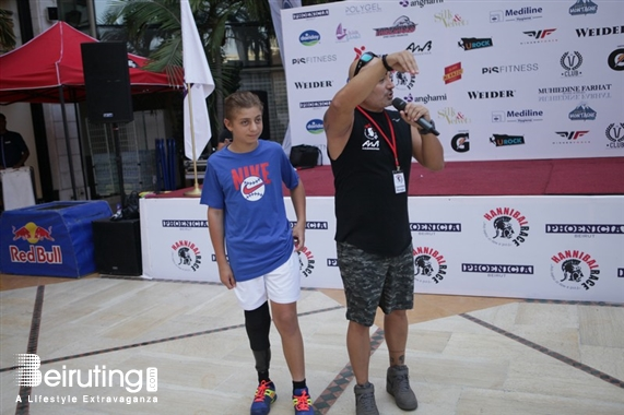 Phoenicia Hotel Beirut Beirut-Downtown Social Event Phoenicia Fitness Mega Challenge Lebanon