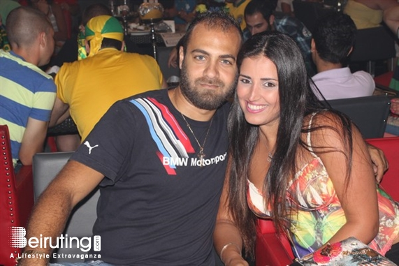 Pro s Cafe Kaslik Social Event World cup 2014 at pros cafe Lebanon