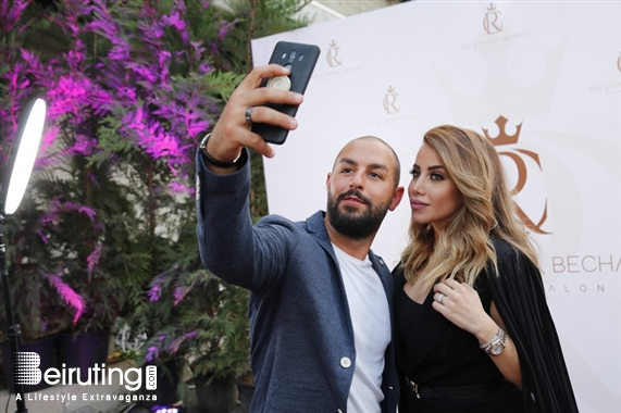 Social Event Roy & Cynthia Bechara Beauty Salon Opening Lebanon