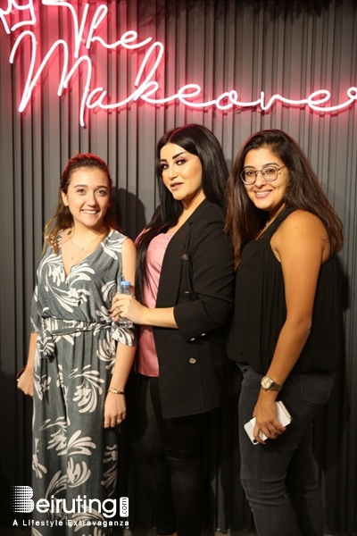 Activities Beirut Suburb Store Opening  The Makeover Beauty Lounge Grand Opening Lebanon