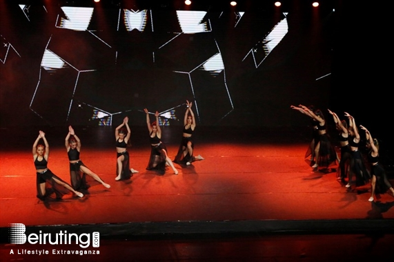 Casino du Liban Jounieh Theater Tribe Dance Mission-Crossroad Part2 Lebanon