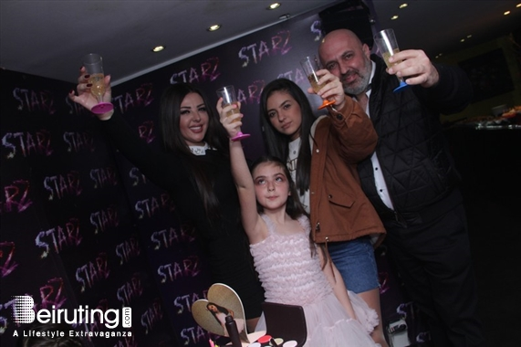 l'Univers d'Albert Rabieh Kids Maritta's birthday at l'Univers d'Albert Lebanon
