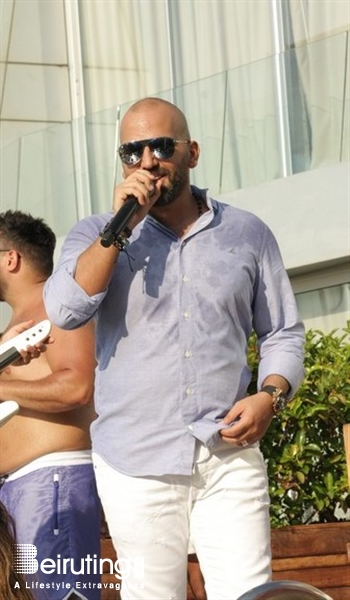 Veer Kaslik Beach Party Naji Osta at Veer Lebanon