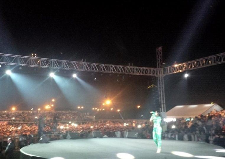 haifa wehbe erbil kurdistan erbil concert erbil music